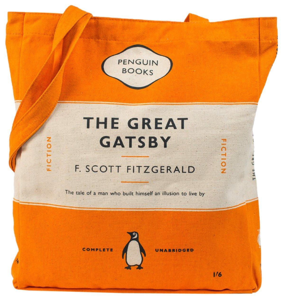 Bolsa de Penguin para libros
