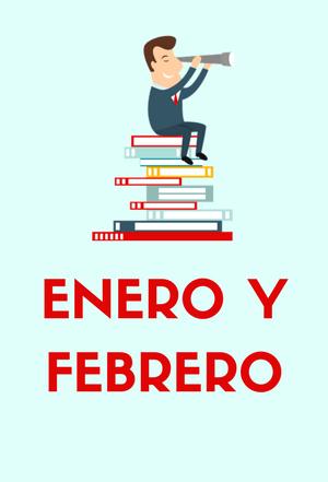 Reto de lecturas 2017: enero y febrero