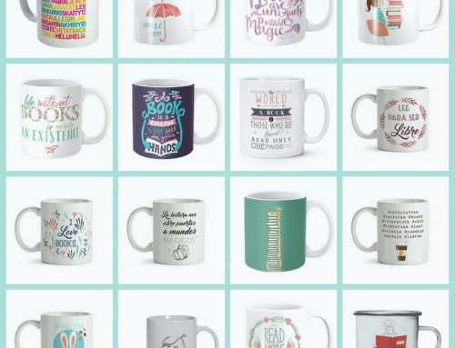 16 adorables tazas para lectores