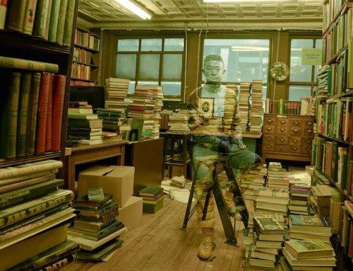 Perdidos entre libros