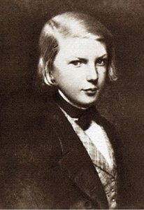 Victor Hugo en su infancia
